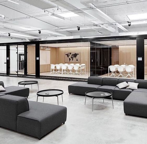 How Commercial Interior Designers Improve Productivity In Your Workplace Studio Collective